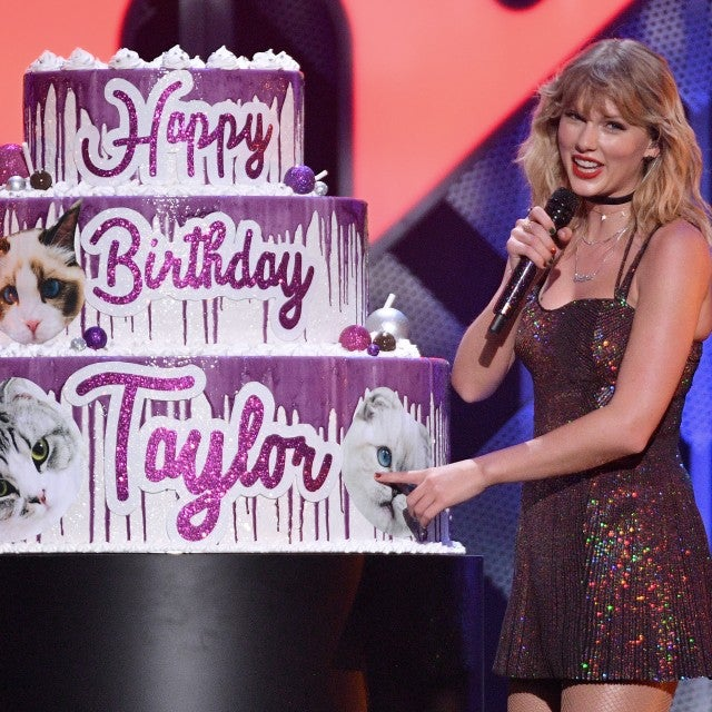 taylor swift birthday jingle ball