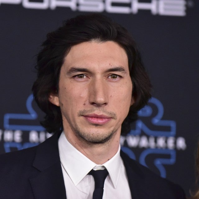Adam Driver Star Wars Return of Skywalker Premiere