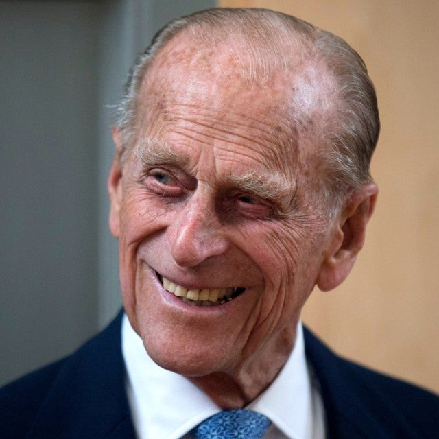 prince philip in 2015