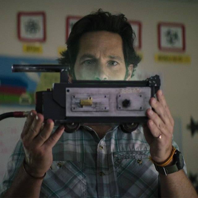 Ghostbusters: Afterlife, Paul Rudd