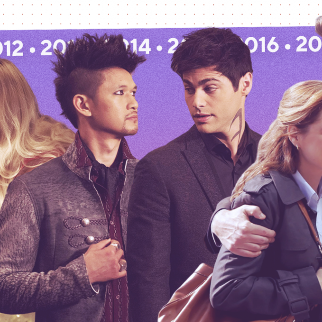 TV Couples of the Decade