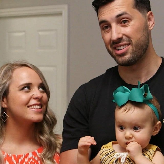 Jinger Duggar Surprises Her Family With a New Hairdo! (Exclusive)