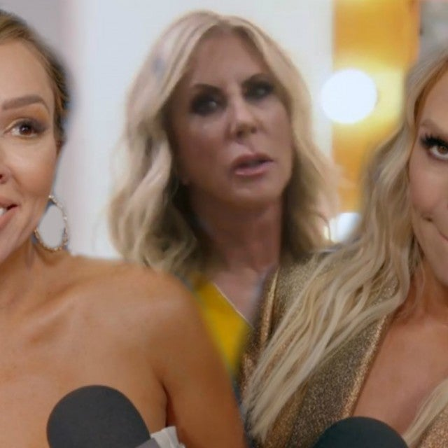 The 'RHOC' cast talks their season 14 reunion.