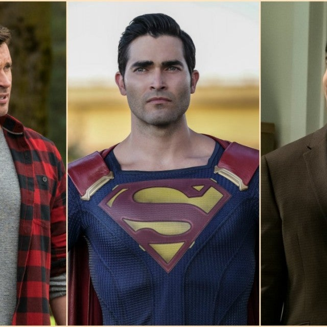 superman tom welling tyler hoechlin brandon routh