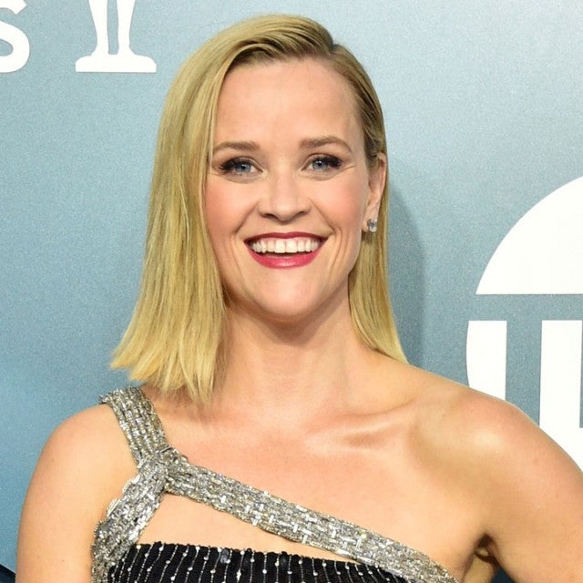 reese witherspoon at 2020 sag awards