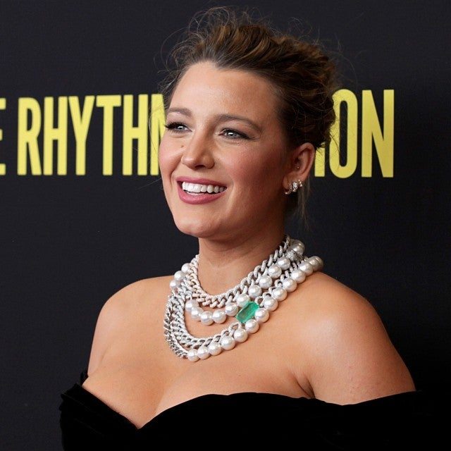 "Blake Lively at ""The Rhythm Section"" New York Screening"
