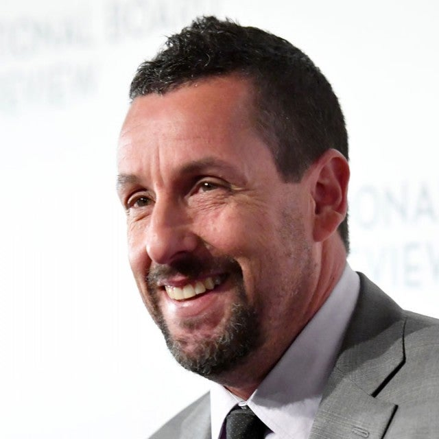 Adam Sandler at the 2020 National Board Of Review Gala