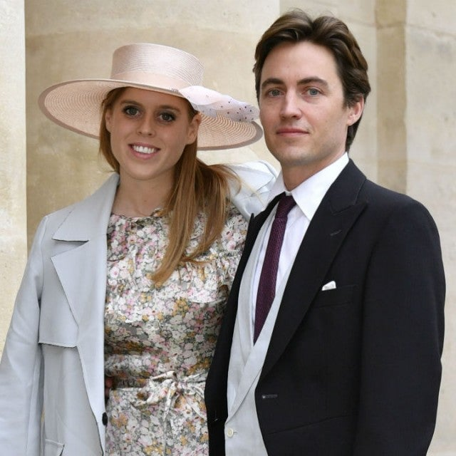 Princess Beatrice and Edoardo Macelli Mozzi