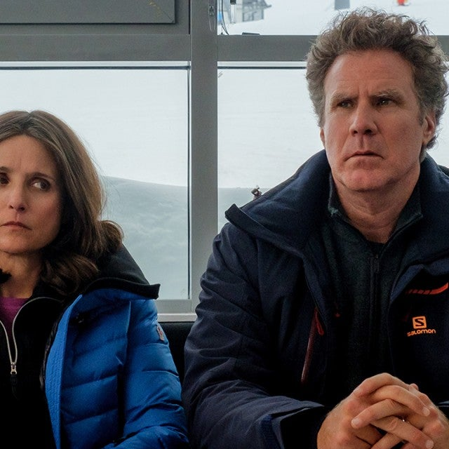 Downhill, Will Ferrell, Julia Louis-Dreyfus
