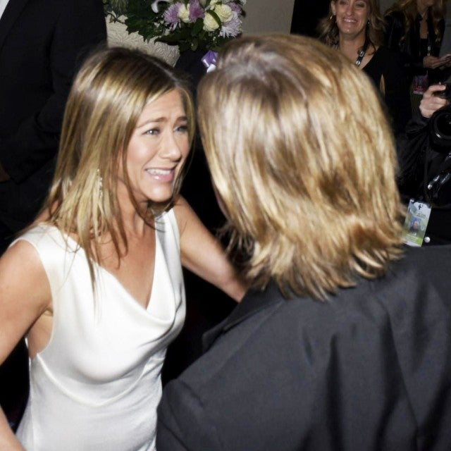Brad Pitt and Jennifer Aniston's SAG Awards Reunion: All the Details (Exclusive)