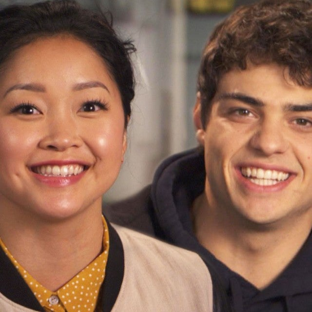 'To All the Boys: P.S. I Still Love You': On Set With Noah Centineo and Lana Condor (Exclusive)