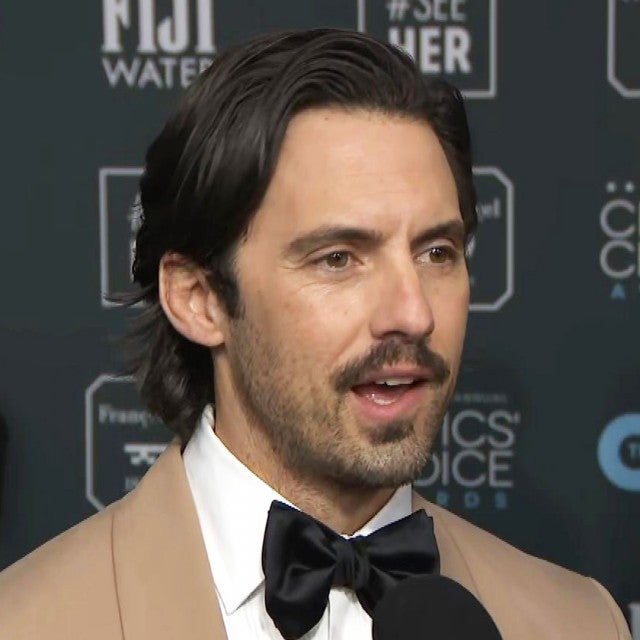 Critics' Choice Awards 2020: Milo Ventimiglia on Supporting Justin Hartley Amid Divorce