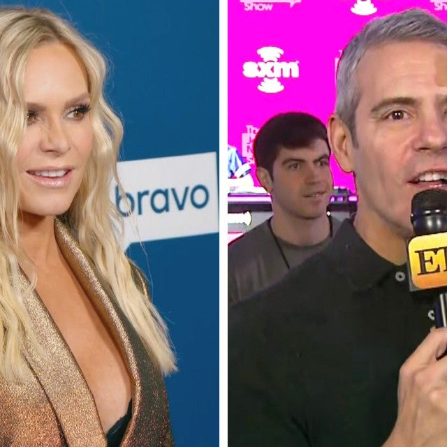 Andy Cohen Says Fans Have Not Seen the Last of Tamra Judge on 'RHOC' (Exclusive)