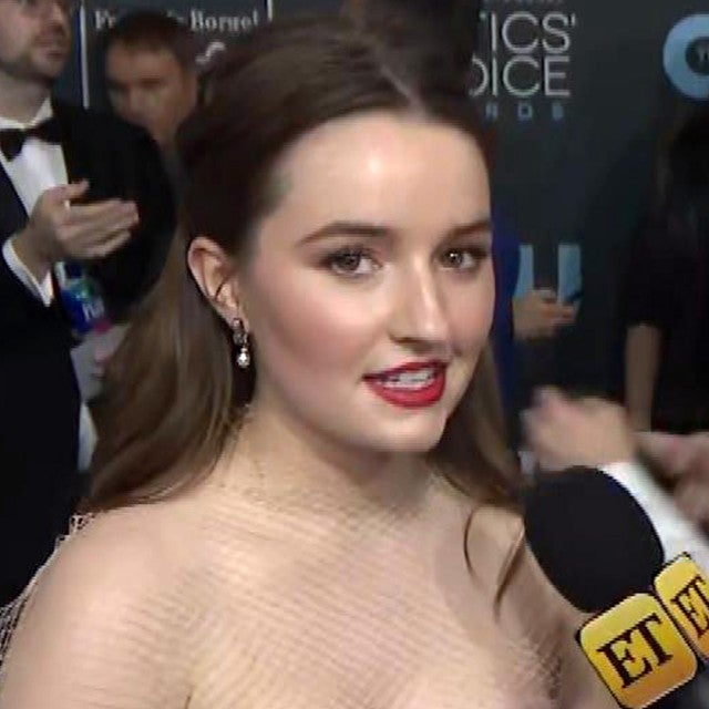 Critics' Choice Awards 2020: Why Kaitlyn Dever Won't Do Compliment Battles Without Beanie Feldstein