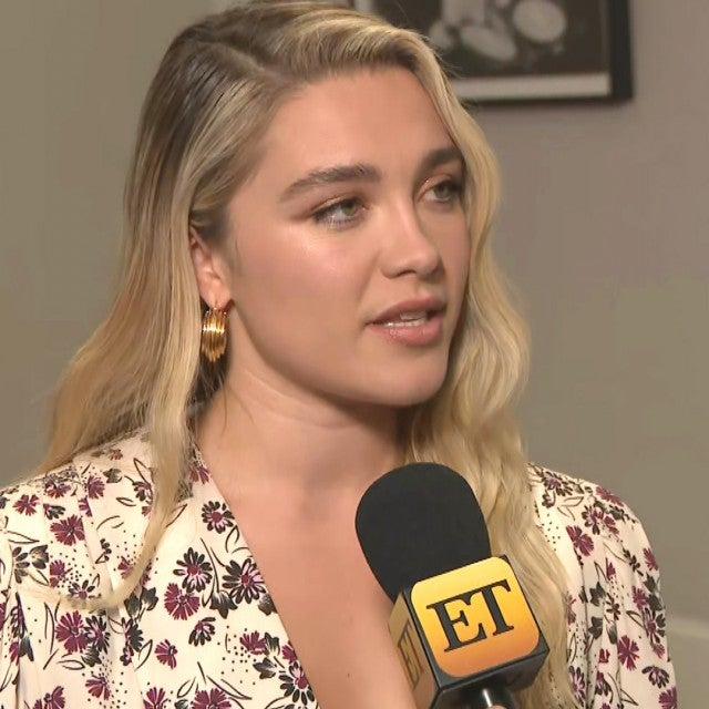 Florence Pugh Reveals Text She Sent to Fellow Oscar Nominee Scarlett Johansson (Exclusive)
