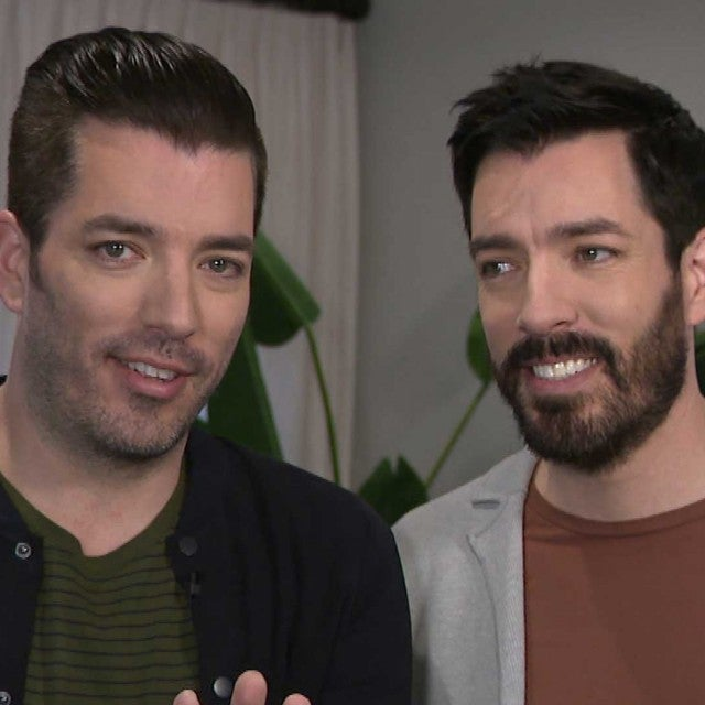 'Property Brothers' Jonathan Scott GUSHES over Zooey Deschanel