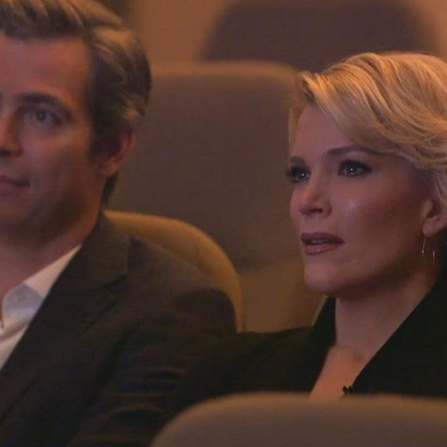 Megyn Kelly Teared Up While Watching 'Bombshell'