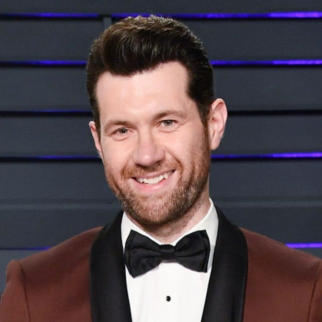 Billy Eichner at the 2019 Vanity Fair Oscar Party