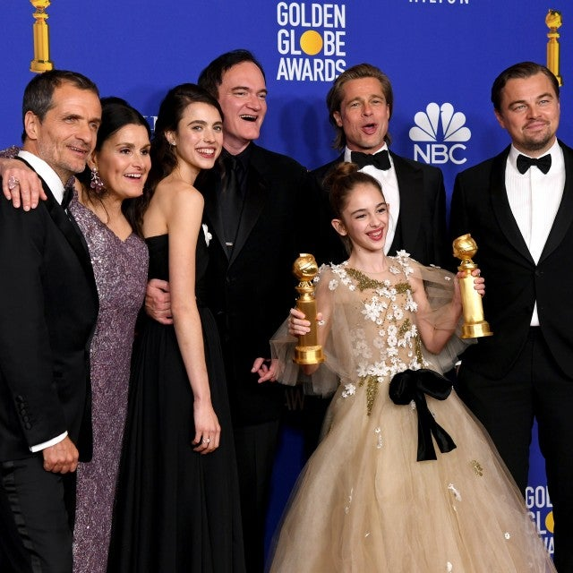 Golden Globes, Once Upon a Time in Hollywood