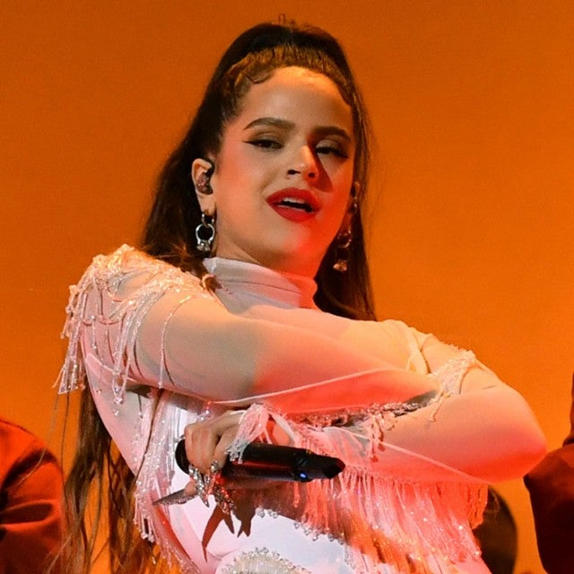 Rosalía performs onstage during the 62nd Annual GRAMMY Awards