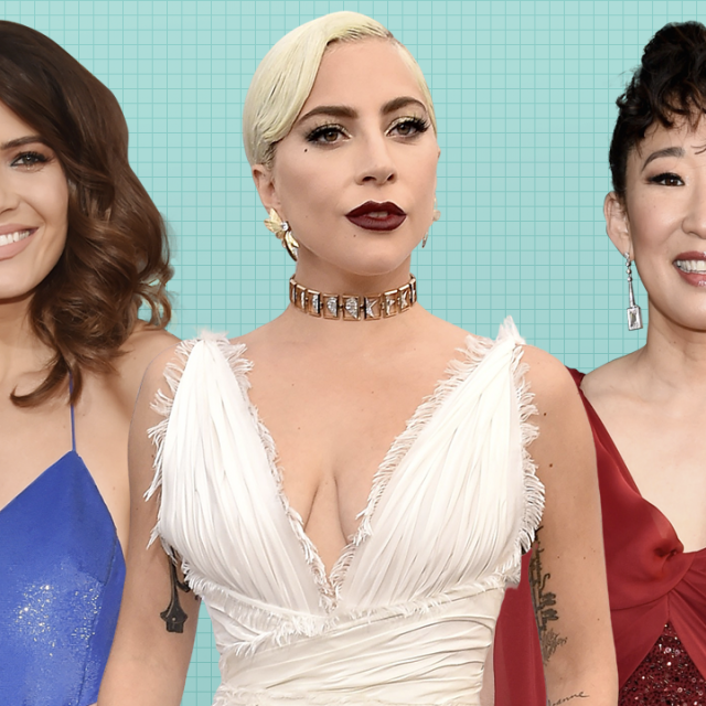 SAG Awards: mandy moore, lady gaga, sandra oh