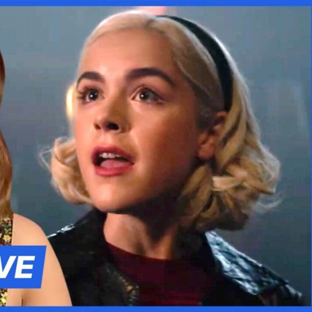 'Chilling Adventures of Sabrina' Cast Explains Part 3 Ending and Double Trouble Twist! (Exclusive)