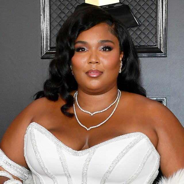 Lizzo at Grammys 1280