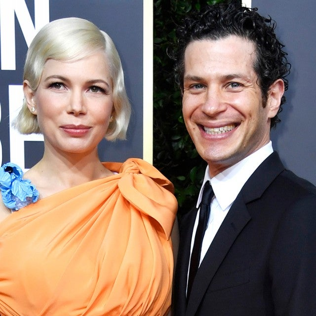 Michelle Williams and Thomas Kail 1280