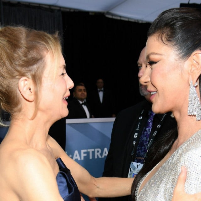 Renee Zellweger and Catherine Zeta Jones