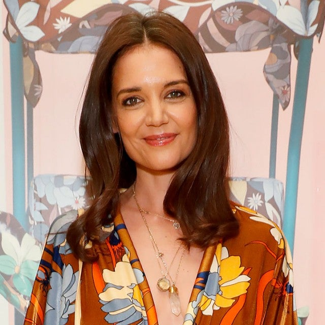 Katie Holmes at fendi Launch of Solar Dream