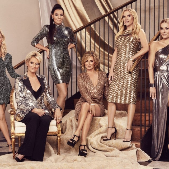 The Real Housewives of New York City's season 12 cast.