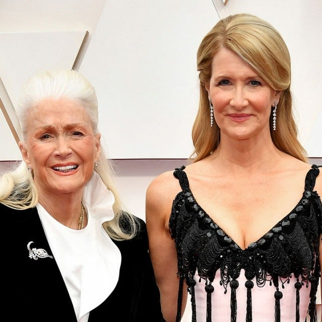Diane Ladd and Laura Dern at the 92nd Annual Academy Awards