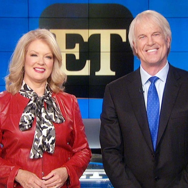 Watch Mary Hart and John Tesh's Entertainment Tonight Reunion! (Exclusive)