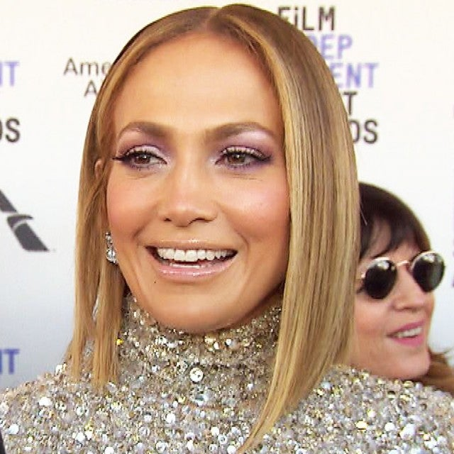 Jennifer Lopez on Keeping 'Hustlers' Alive During Super Bowl Halftime (Exclusive)