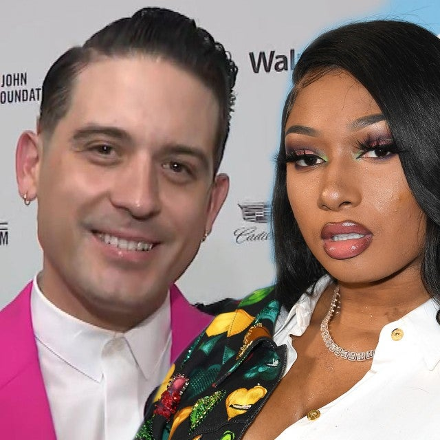 G-Eazy Addresses Megan Thee Stallion Dating Rumors (Exclusive)