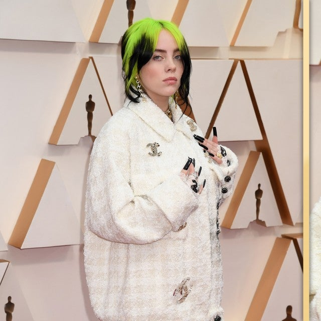 Oscars 2020: Billie Eilish Makes Academy Awards Debut in Chic Chanel Suit