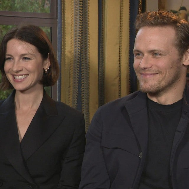 'Outlander' Season 5 Premiere: Cast Spills Wedding Secrets (Exclusive)