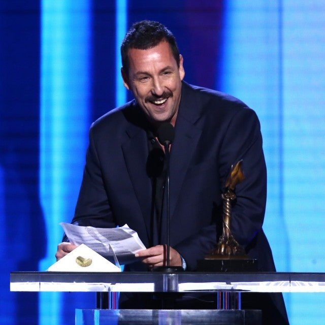 Adam Sandler Indie Spirit Awards