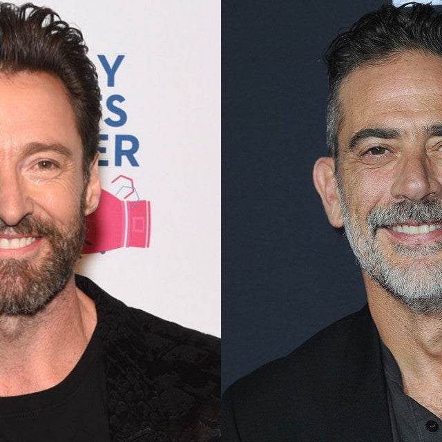 Hugh Jackman and Jeffrey Dean Morgan