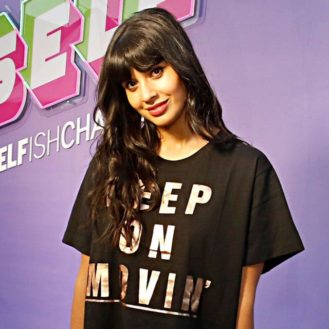 jameela jamil at Zumba Fitness event