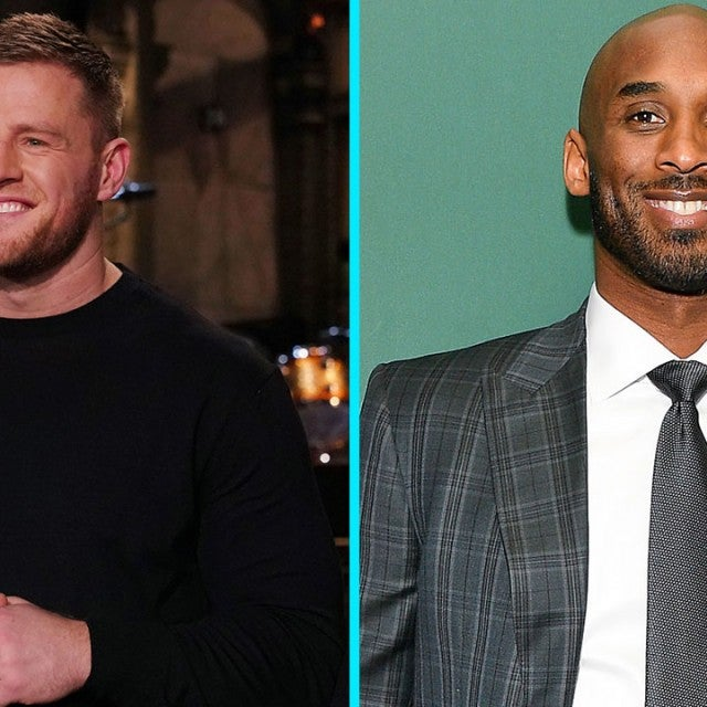 J.J. Watt and Kobe Bryant