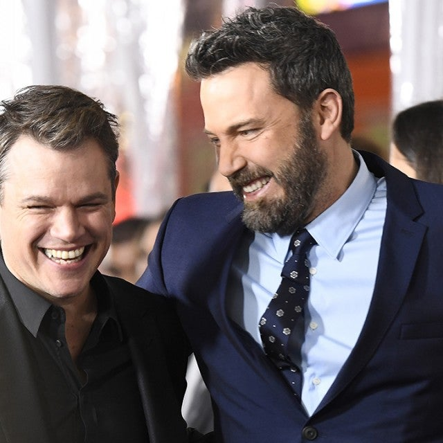 Matt Damon, Ben Affleck
