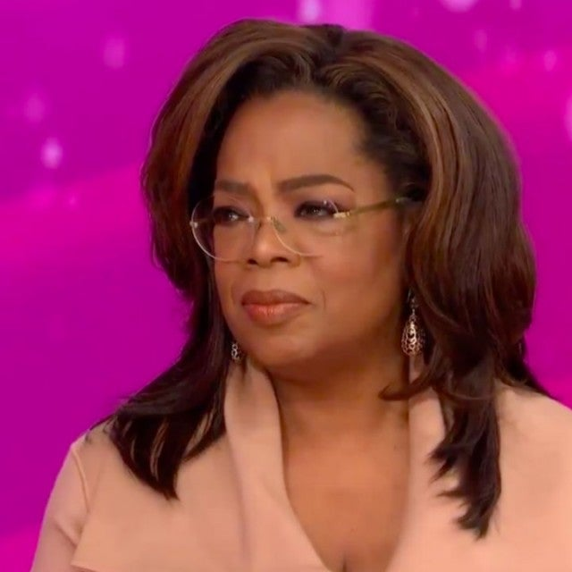 Oprah Winfrey on 'Today'