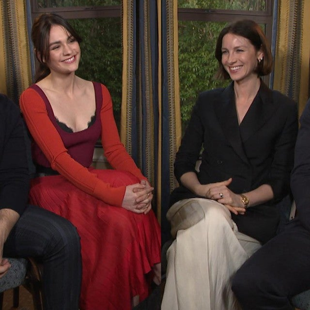 'Outlander' Stars on Favorite Season 5 Episode, Adso's Attitude and More Set Secrets! (Exclusive)