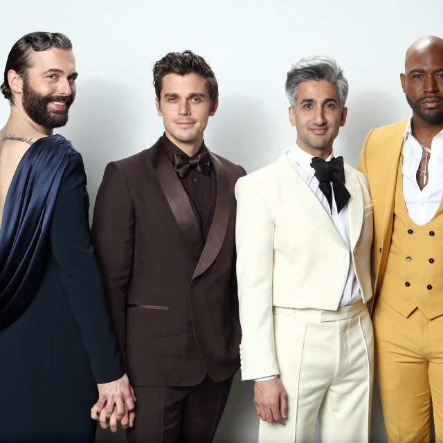'Queer Eye cast attend 2020 Oscars party.