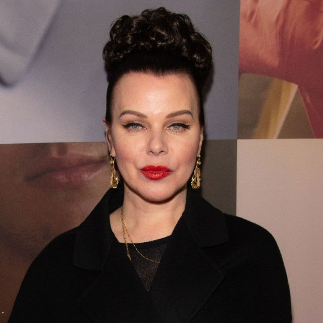 debi mazar in feb 2020
