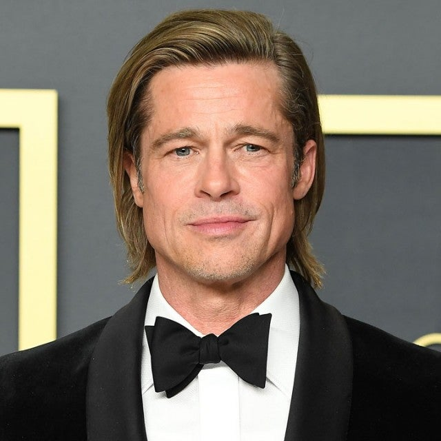 Brad Pitt at the 92nd Annual Academy Awards
