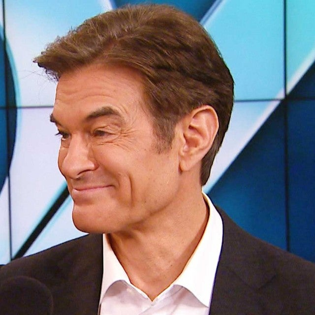 Dr. Oz Offers Advice to Help Prevent Getting Coronavirus