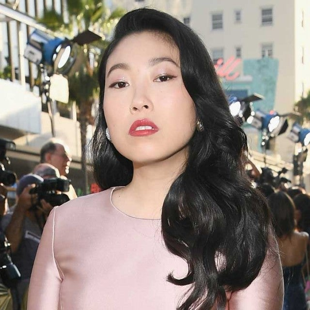 Awkwafina at Crazy Rich Asians Premiere