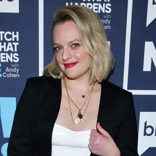 Elisabeth Moss on WATCH WHAT HAPPENS LIVE WITH ANDY COHEN -- Episode 17040